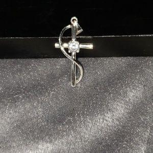Jewelry - Sterling Silver Cross Pendant